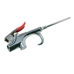 Pistola sopladora de aire comprimido Largo alcance, 230 mm
