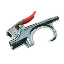 Pistola sopladora de aire comprimido de 140 mm.