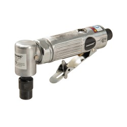 Amoladora angular neumática de 160 mm.