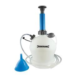 Bomba extractora de aceite y líquidos 4 litros