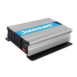 Inverter 12 V 1000 W (2 x 500 W)