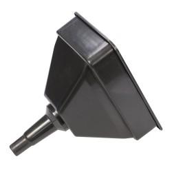 Embudo con filtro 255 x 165 mm