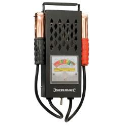 Comprobador de baterías y cargadores