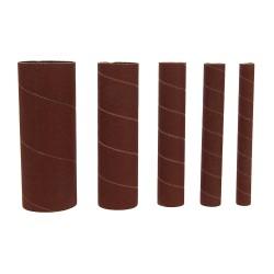 Rodillos de lija de óxido de aluminio, 5 pzas TTSS240G5PK  grano 240