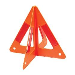 Triángulo de emergencia para coches