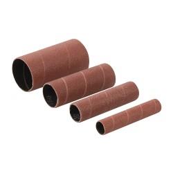 Rodillos de lija de óxido de aluminio, TSPSS 4 pzas grano 150