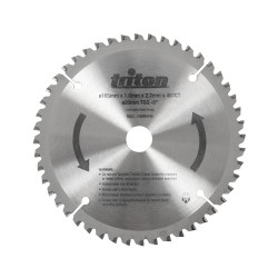 Disco de corte para sierra de incisión, 48 dientes