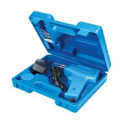 Juego de herramientas para soldadura eléctrica, 6 pzas