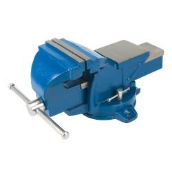 """Tornillo de banco con base giratoria, 100 mm (4"""")"""