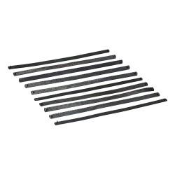 Cuchillas pequeñas para sierra de arco, 10 pzas