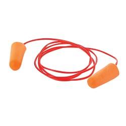 Tapones para los oídos con cordón SNR 34 dB, 200 pzas.