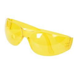 Gafas de seguridad con protección UV  Amarillo