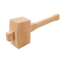Maza de madera Cabeza de 115 mm
