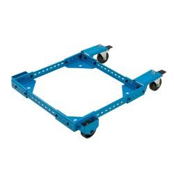 Base adáptable para máquinas  con ruedas