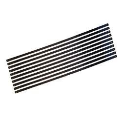 Hojas para arco sierra de marquetería, 10 pzas