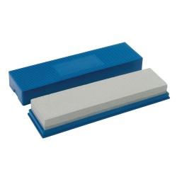Piedra de afilar combinada de carburo de silicio Grano fino y medio
