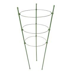 Soporte para macetas con 3 aros Ø180, 200 y 220 mm