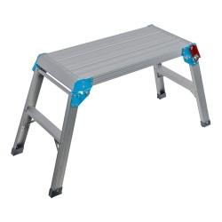 Plataforma de aluminio Capacidad 150 kg