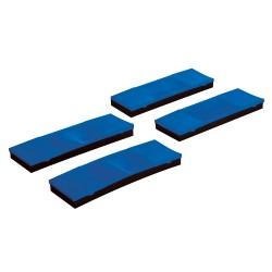 Almohadillas de protección para correas, 4 pzas.