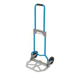 Plataforma de transporte plegable de acero 60 kg.