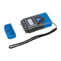 Detector de húmedad Madera: 6-42 %, hormigón: 0,2-2 %