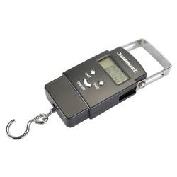 Báscula electrónica de bolsillo hasta 50 kg.