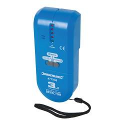 Multidetector compacto 3 en 1