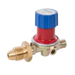 Regulador de gas propano ajustable 500 - 4.000 mbar