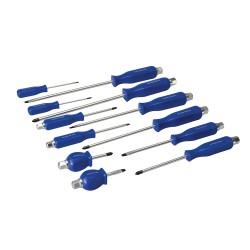 Destornilladores para mecánicos, 12 pzas