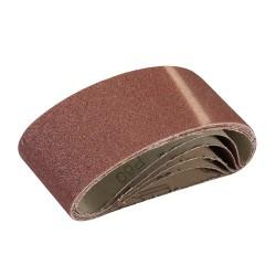 Bandas de lija 60 x 400 mm, 5 pzas. grano 60