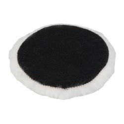 Funda pulidora de lana autoadherente 125 mm.