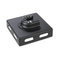 Broca para agujeros cuadrados compatible con herramientas multifunción