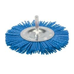 Cepillo circular abrasivo con filamentos Fino, 100 mm