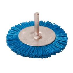 Cepillo circular abrasivo con filamentos Fino, 75 mm