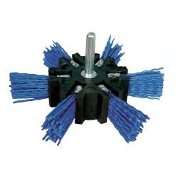 Cepillo abrasivo con filamentos Fino, 100 mm