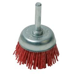 Cepillo abrasivo con filamentos de nylon Grueso, 50 mm