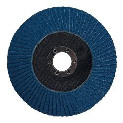 Disco laminado de óxido de circonio 125 mm - Grano 60