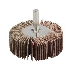 Cepillo abrasivo laminado 60 mm - Grano 80