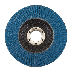 Disco laminado de óxido de circonio 115 mm - Grano 40