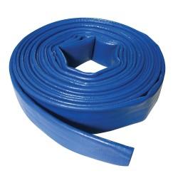 Manguera plana para descarga de agua 10 m x 50 mm