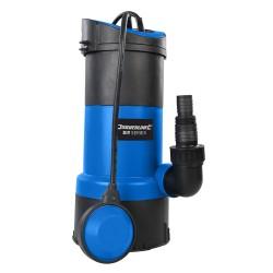 Bomba sumergible para aguas limpias y residuales 750 W