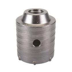 Corona perforadora de TCT 60 mm.