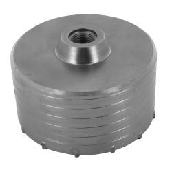 Corona perforadora de TCT 125 mm