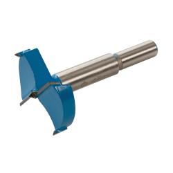 Broca Forstner 45 mm. con revestimiento de titanio