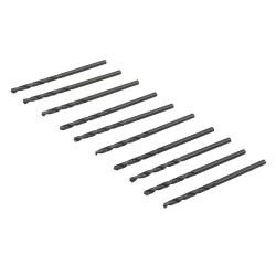 Brocas 2,5 mm Jobber HSS-R, 10 pzas