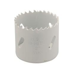 Corona perforadora bimetal 51 mm.