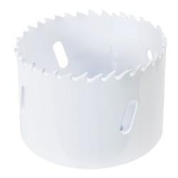 Corona perforadora bimetal de 16 mm.