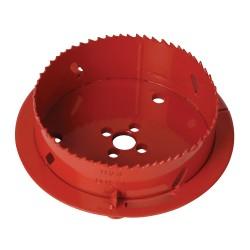 Corona perforadora para madera de 110 mm.