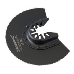 Cuchilla segmentada 88 mm. de acero de corte rápido
