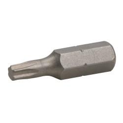 Puntas T20 cromo-vanadio S2, 30 pzas